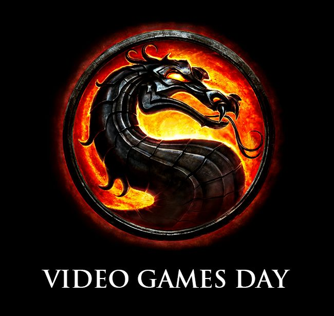 The video games rating system was created because of the extremely violence in the game Mortal Kombat. Incidentally, when the arcade version of the game was ported to Sega and Super Nintendo consoles, the Sega version outsold it's rival because it kept all the blood, which was replaced with sweat in the Super Nintendo version.  #VideoGamesDay