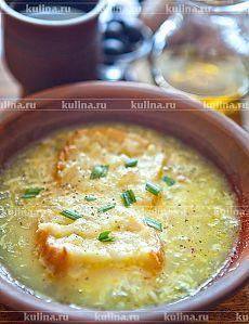 Креммидосупа (луковый суп по-гречески) – рецепт приготовления с фото от Kulina.Ru