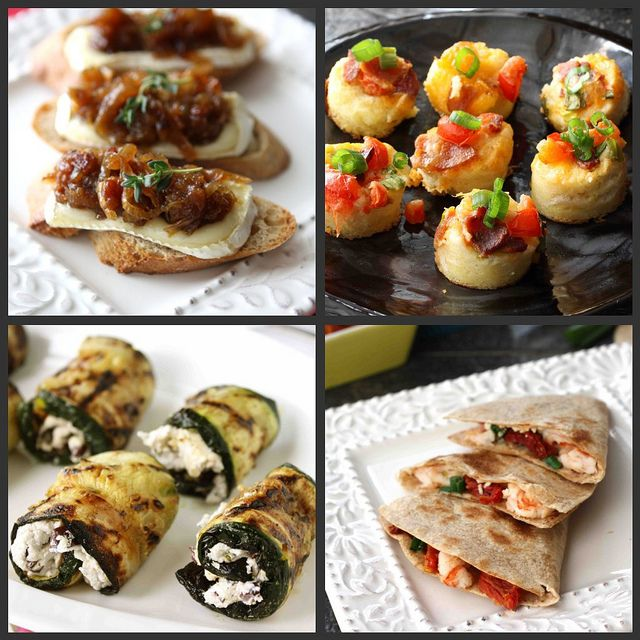 Cookin 39 canuck new year 39 s eve recipes appetizers hors for Hor d oeuvres recipes