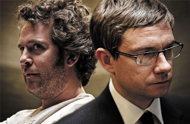 Oscar Shorts: The Voorman Problem starring Martin Freeman and Tom Hollander