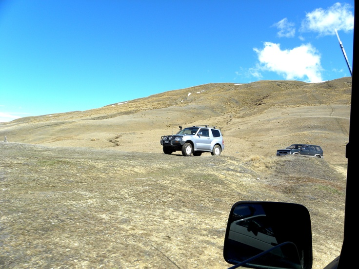 Nevis Valley, Central Otago.  Central Otago has some great places to take your 4WD. http://www.centralotagonz.com/4wdriving
