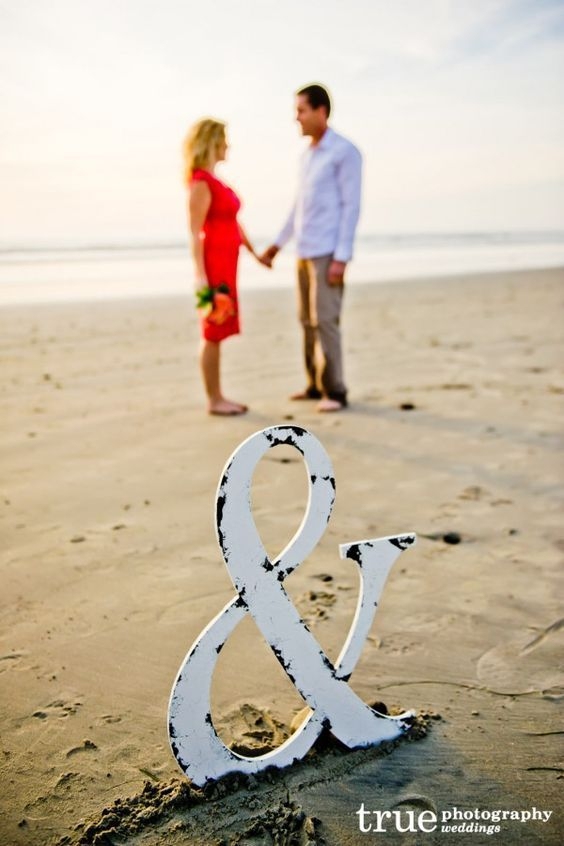 Beach Engagement Photo Shoot Ideas / http://www.deerpearlflowers.com/beach-engagement-photo-shoot-ideas/2/