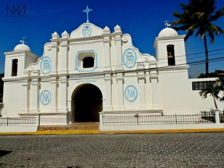 Iglesia colonial de Conchagua, belleza antigua de El Salvador.  En este municipio del oriente del país se encuentra una joya arquitectónica de 322 años.