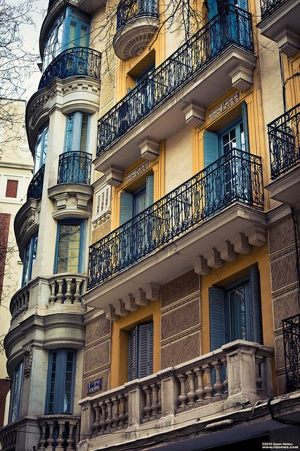 Calle de Fuencarral. Madrid