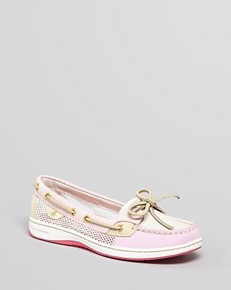 Sperry Top-Sider Boat Shoes - Angelfish Mesh | Bloomingdale's
