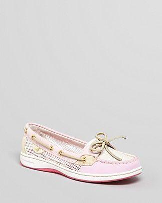 Sperry Top-Sider Boat Shoes - Angelfish Mesh | Bloomingdale's