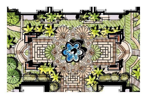 Entry Fountain Flower Fountain Water Fountain Landscape Fountain Neoclassical Founta Landscape Design Drawings Garden Design Plans Raised Bed Garden Design
