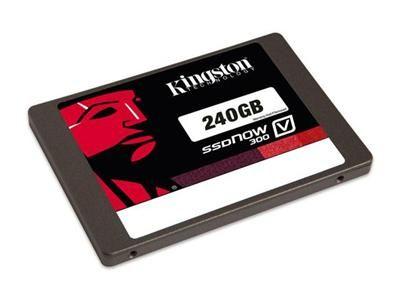 """Kingston SSDNow V300 240GB 2.5"""" OEM fra Mpx. Om denne nettbutikken: http://nettbutikknytt.no/mpx/"""