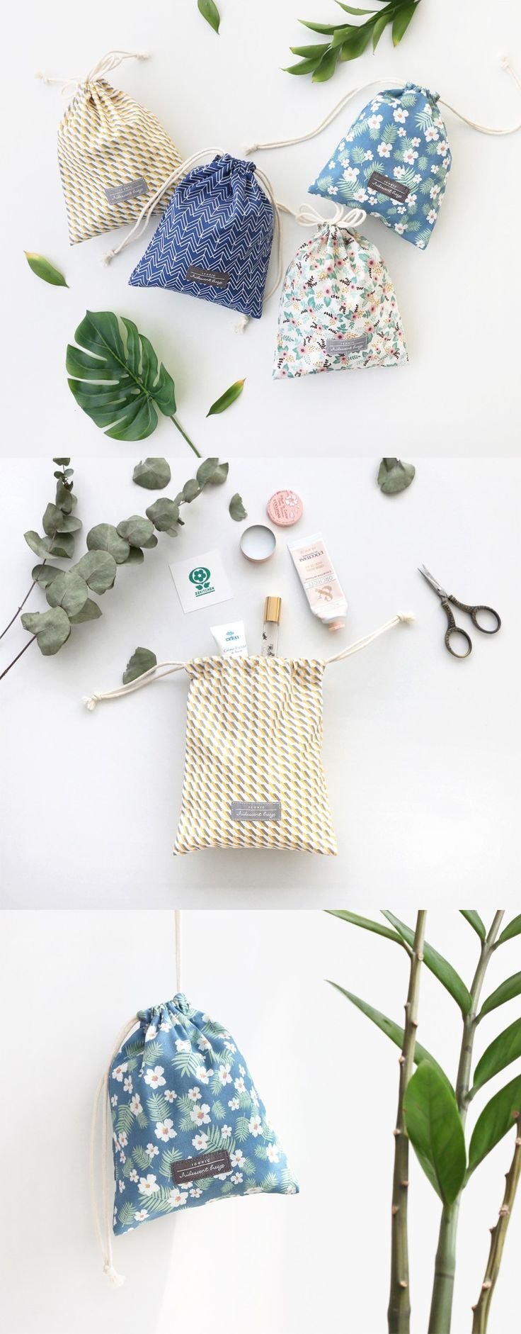 This versatile pouch can be a cosmetic pouch, cable pouch, digital camera pouch or any pouch you desire. The possibility is endless!