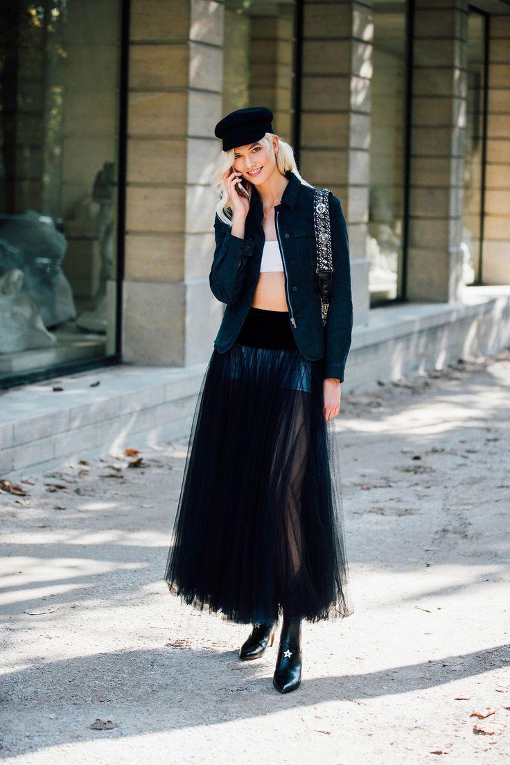 Paris Fashion Week Street Style 2017 | British Vogue