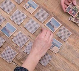 Tutoriel DIY: Memory personnalisé à fabriquer soi-même via DaWanda.com