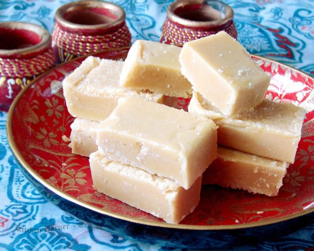 Ghee Mysore Pak Happy Diwali to all my friends and readers!May this