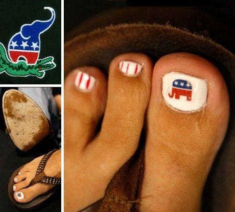 Republican | GREENDUMPCreepiest Things, Elephant Logo, Gop Logo 15, Repub Club, Nails Decals, Politics Passion