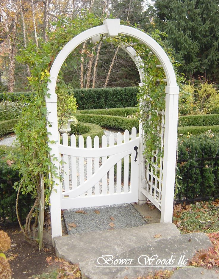 83 best images about arbors gates on pinterest arbor for Gate arbor plans