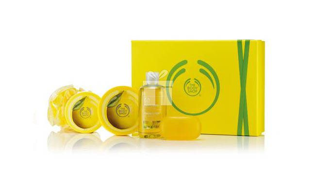 Sweet Lemon Medium #cosmetice #thebodyshop #cadouri #cadourifemei