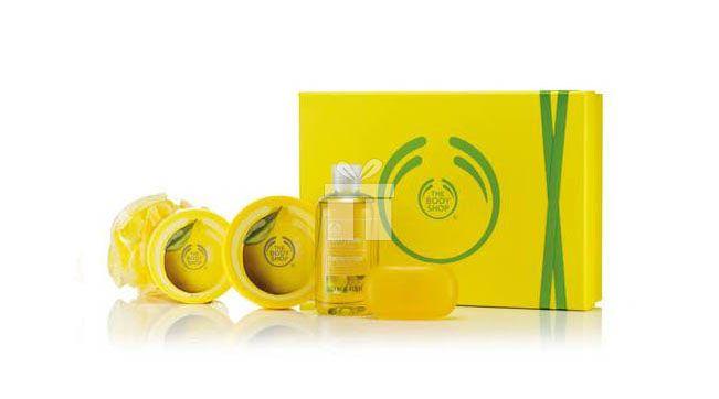 Sweet Lemon Medium #cosmetice #thebodyshop #cadouri #cadourifemei