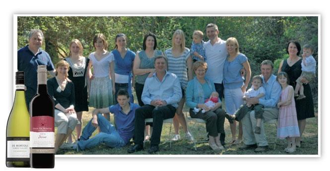 De Bortoli Wines - Member of Australia's First Families of Wine - http://www.australiasfirstfamiliesofwine.com.au