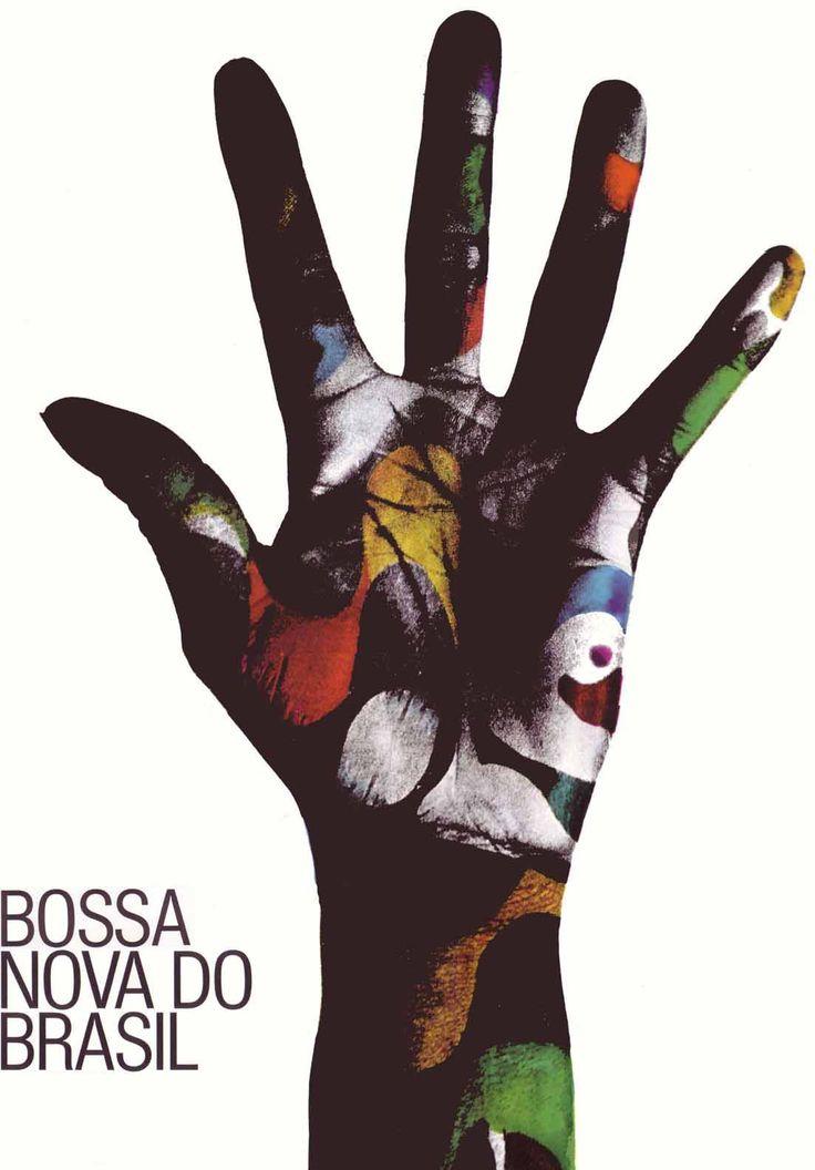 """savetheflower-1967: """" Concert poster - """"Bossa Nova Do Brasil"""" - 1966. """""""