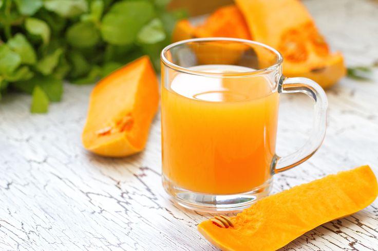Sumo detox energizante de meloa e abóbora | SAPO Lifestyle