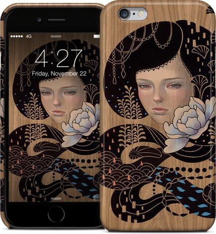 Cocoon by Audrey Kawasaki - iPhone Cases & Skins - $35.00