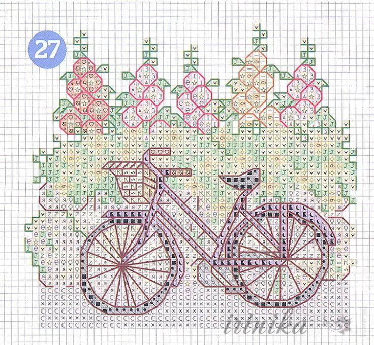 Gallery.ru / Фото #17 - Велосипед. - irinika