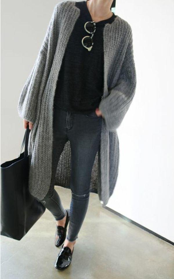 strickweste wintermode winterkleiderfür damen