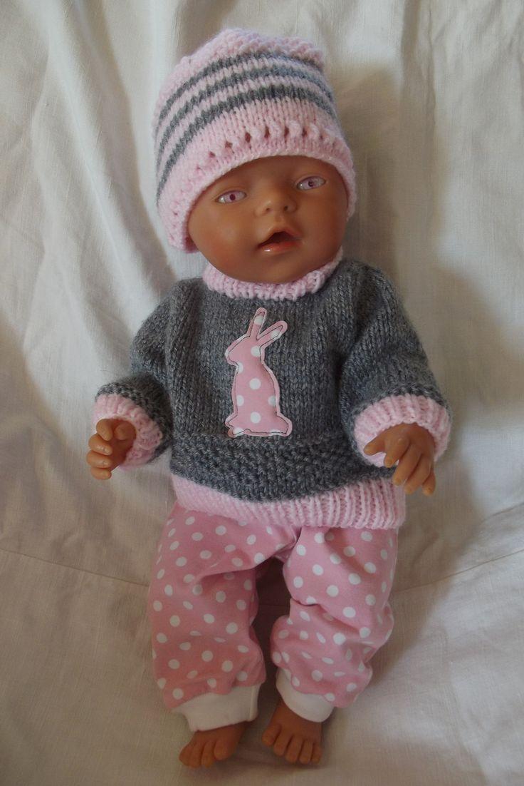 378 besten vetements poupons Bilder auf Pinterest | Puppenkleidung ...