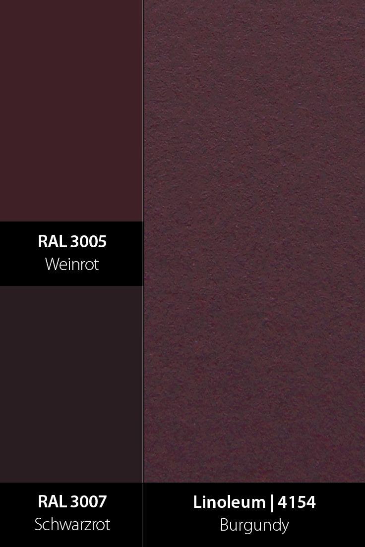 Die Am Besten Zu Linoleum 4154 Burgundy Passenden Ral Farben Sind