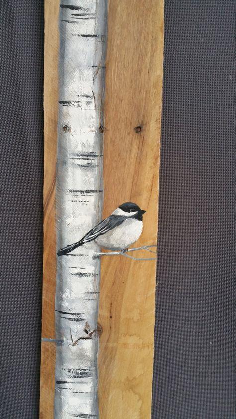 17 meilleures id es propos de art mural palette sur for Peinture palette bois