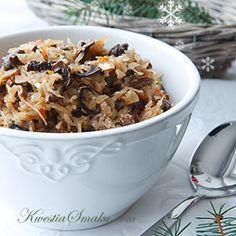 wigilia/kapusta_wigilijna - Traditional Polish dish for Christmas Eve