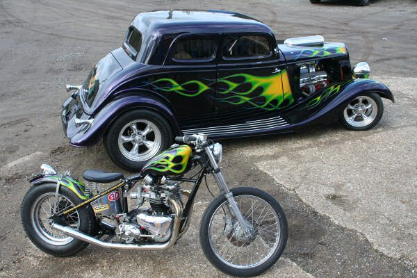 Cool Motorcycle Paint Jobs |