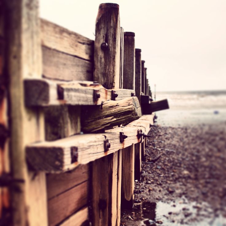 Ground, Hornsea Beach