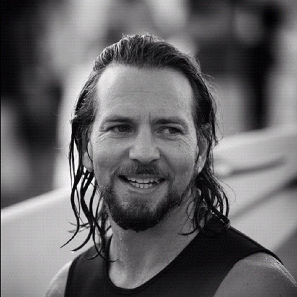 eddie vedder young
