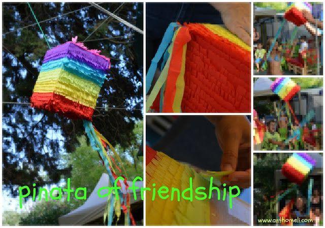 friendship pinata  Πινιάτες οι αγαπημένες! (updated!) - Anthomeli
