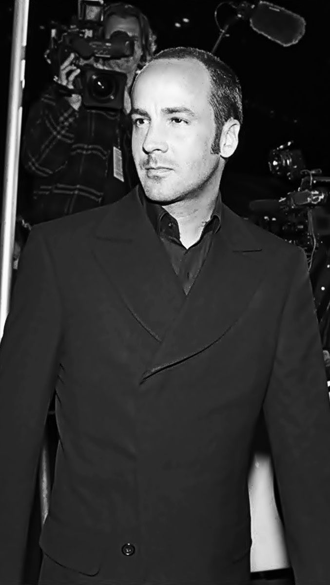 Fashion designer tom ford at the hollywood something or other awards - Tom Ford Designer Who Created Overtly Sexy Dresses And Separates He Was Instrumental In The Evolution Of The Gucci Group Into A Luxury Goods Giant In The