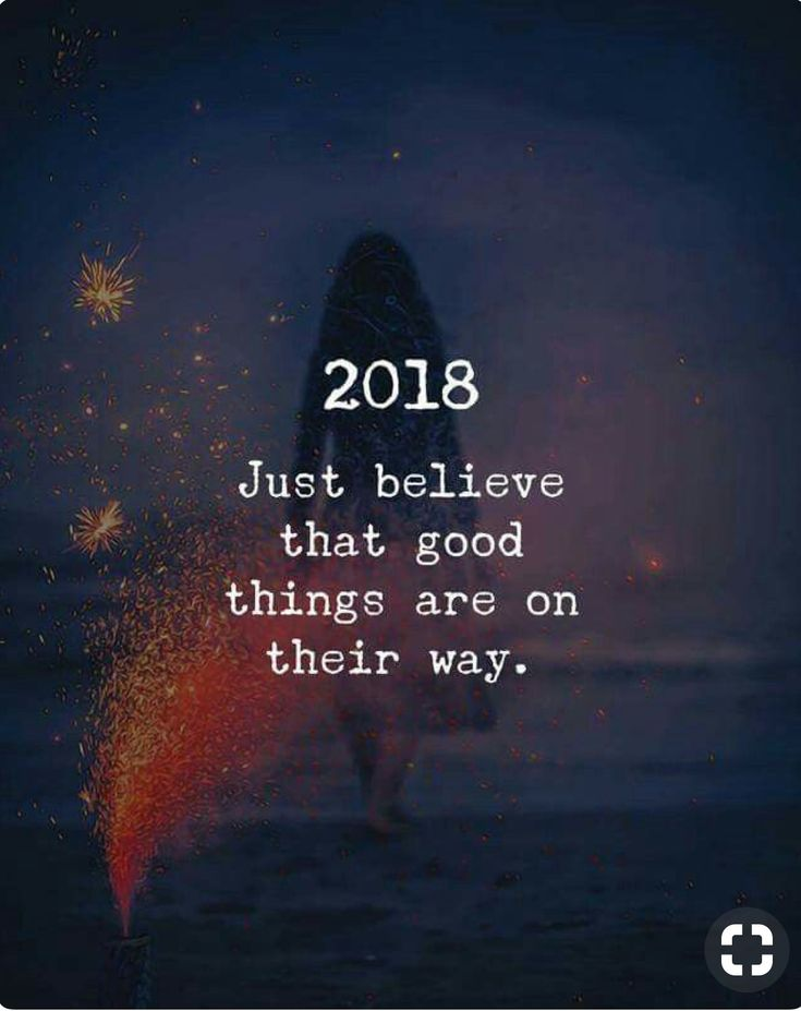 2018 Will Be Great