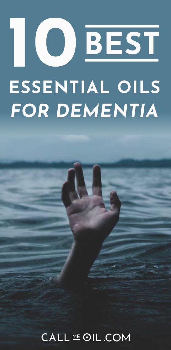 10 Best Essential Oil Diffuser Recipes For Dementia & Neurological