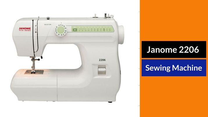 Janome 40 Sewing Machine My Sewing Machine Activities Delectable Janome 2206 Sewing Machine Reviews