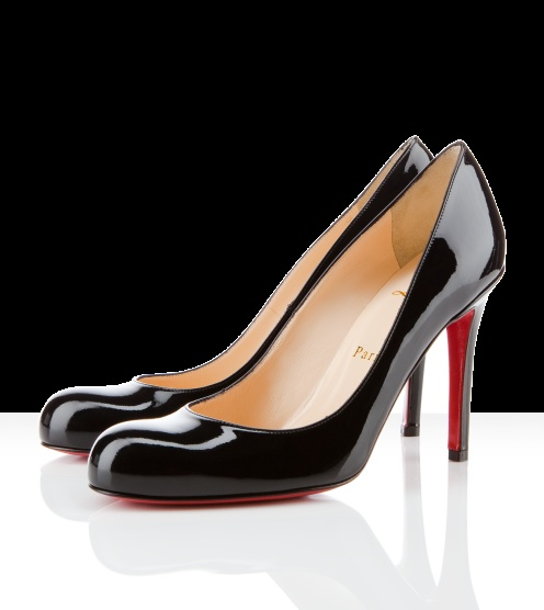 """I really """"need"""" a basic black pump. I WISH I could afford these. I'm not just into the name and the red sole. I hear they are VERY comfortable. That is important in a heeled shoe."""