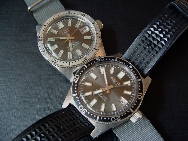 17 best images about watches on pinterest tag heuer rolex and rolex submariner - Seiko dive watch history ...