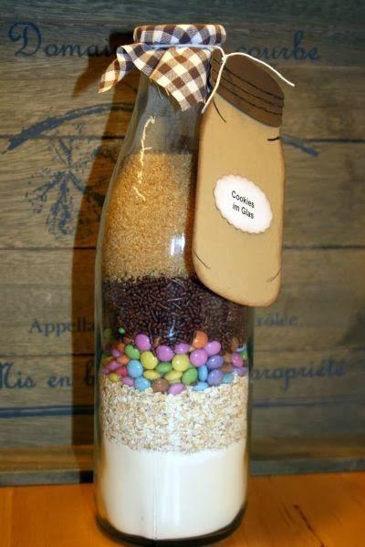 Kreative Ideen rund ums Basteln, Scrapbooking , Kochen und Backen: Geschenke aus der Küche