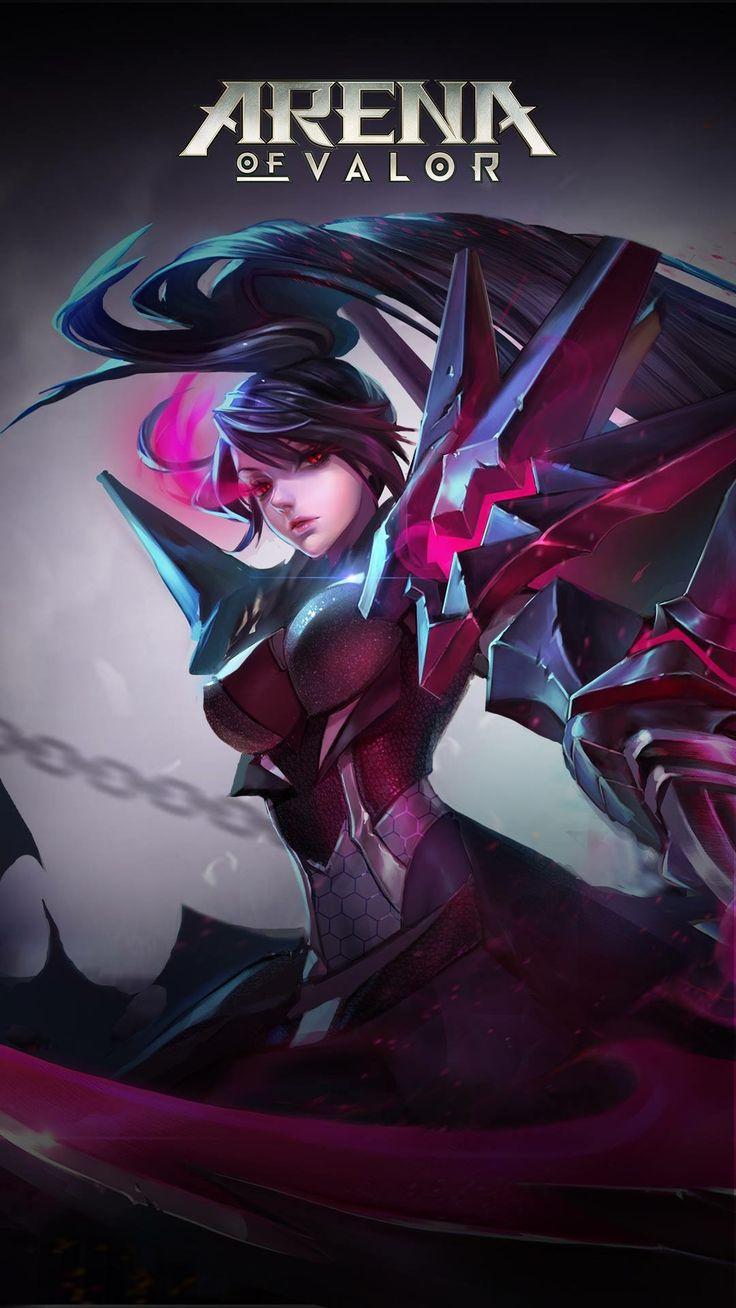 Ich hasse Mina | Mina Gameplay - Arena of Valor [Gameplay
