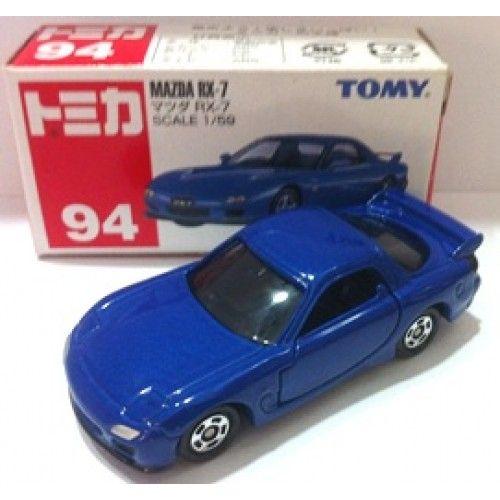 Tomica 94 Mazda RX-7