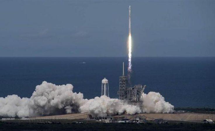 How Not to Land an Orbital Rocket Booster