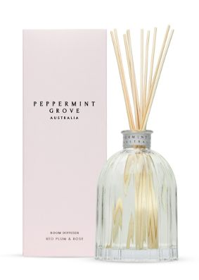 Peppermint Grove Red Plum & Rose Diffuser