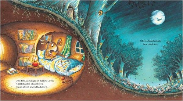 storie della buonanotte-l-acchiappalibri-interno
