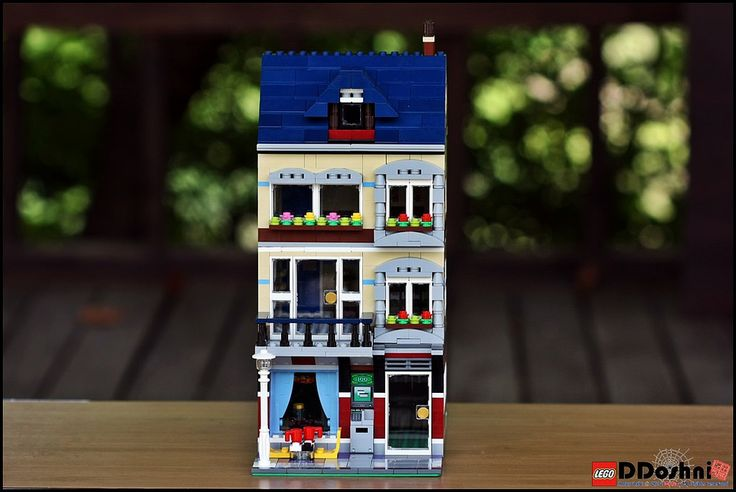 LEGO Creator 31026 BikeShop_Upgrade Version | DDoshini | Flickr
