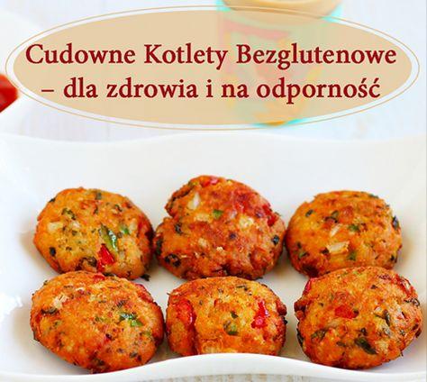 Przepis na Bezglutenowe Kotlety > http://www.mapazdrowia.pl/przepisy/kotlety-bezglutenowe/