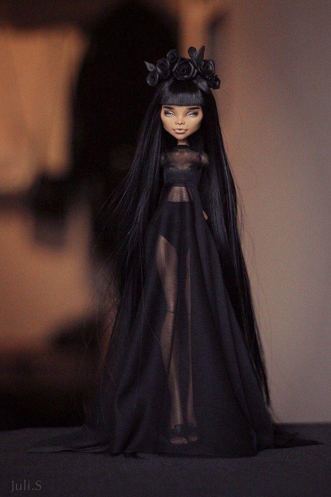 OOAK Monster High by Juli s Juli Sidorovа Nefera de Nile   eBay