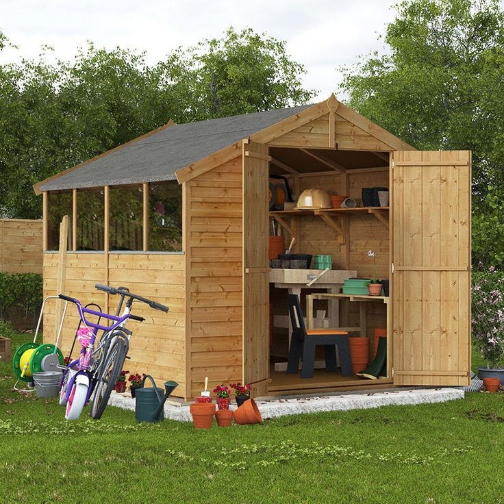 25 best ideas about 8x8 shed on pinterest 6x8 shed for 8x8 living room ideas